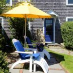 Nauset Suite portico private entrance