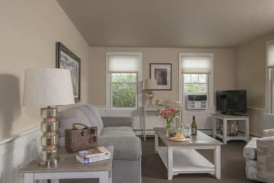 Nauset Suite sitting room