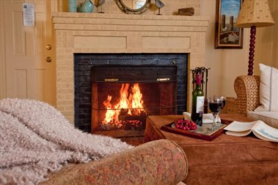 Superior Queen fireplace
