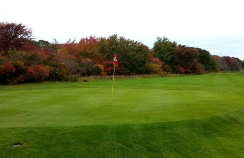 9-hole golf courses on cape cod