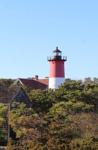 Nauset Light which is famous from the Cape Cod Potato Chips packaging
