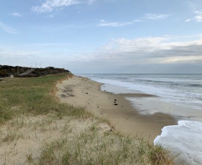 The gorgeous beaches of Cape Cod's National Seashore